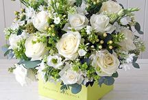 Flowers / Flower arrangements and garden ideas