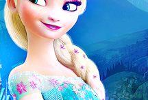 Elsa is my queen