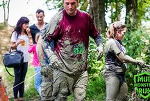 Mud Monsters Run 2017 / Thakeham took part in the Mud Monsters Mud Run in May 2017 at East Grinstead Sussex raising money for St Catherine's Hospice (Crawley)