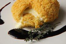 recepty - bezmasá jídla (sýry, ...)