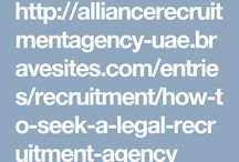 How To Seek A Legal Recruitment Agency
