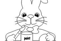 Rabbits / Fact: Very few animals are as fuzzy and adorable as a rabbit. Engage your students in fun activities featuring these fuzzy animals!