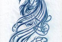 fenix tatuointi