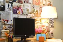 Home Office / by Kylee Coffman