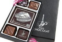 CHOCOLATS LOGOTIPE !