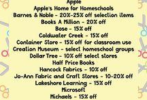 Homeschooling Journey