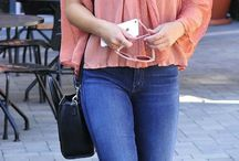 celebrities outfit inspi