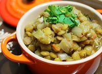 Pratos Veganos / Opções veganas diversas em entradas e pratos principais.