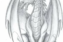 Dessins de dragon
