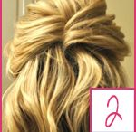 Hair :: do's, cut's, color's / by Asha Pena