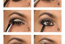 Make-up tips and tricks / by Brandi Briggs