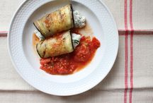 recipes: veggie dishes