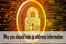 Hide Ip Adress