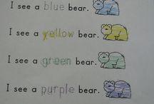 Preschool Language Arts