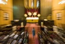 churching in China  / by DJ Chuang