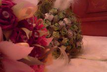 Bouquet / Bouquet realizzati a mano!!