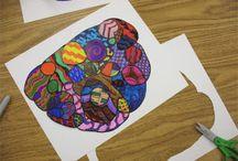 Grade 4 or 5 Art