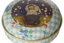 Sparkle kraamkadootjes / Lief doosje voor de eerste tandjes of een lokje haar! www.sparklestyle.nl