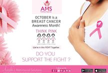 Do YOU SUPPORT / Tell Breast Cancer To Step Aside! We're in this FIGHT Together. Do YOU SUPPORT THE FIGHT?