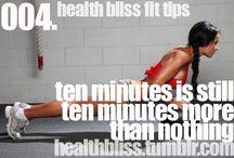 Fitness / by Jen Thompson