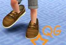 Chaussures bambins - Sims 3