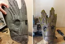 Guardians of the Galaxy Projects
