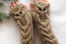 rukavice,štulpny