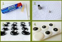 Royal icing tutorials / A touch of something