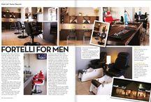 Inside Fortelli's for Men