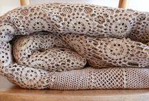 crochet knitting - blanket