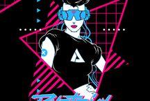 Cyberpunk Streetwear