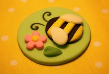 bee cookie