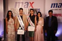 Max Fashion Icon 2014 – Finale at Mumbai / Congratulations and Kudos to the talented Max Fashion Icon '14 winners! Here's the glimpse of the grand event... / by Max Fashion India