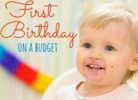 Brin's 1st birthday!