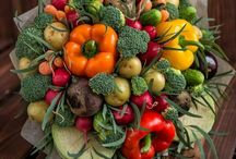Овощи букет