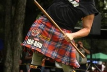 Scottish Games, Events