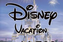Vacation (mainly Disney)