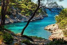 Méditerranée, Provence