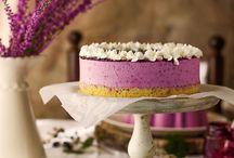 taarten/desserts