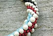 Triangular Bead Crochet / an eBook published in 2010