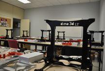 CURSOS Y TALLERES / Fotografías de nuestros cursos de impresión 3D