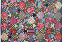 QUILTED: Jen Kingwell & Churn Dash