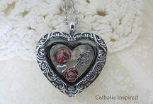 Catholic - Jewel Sparkles & Holy Gems