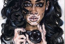 Vitiligo and Beautiful