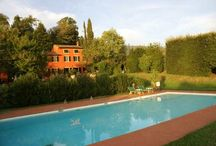 Houses to Rent - Casa di Annadora / Independent villa of approx. 210 sqm consisting of 2 floors, 4 bedrooms, 3 bathrooms, private garden with gazebo and swimming pool.  Sleeps 8-9
