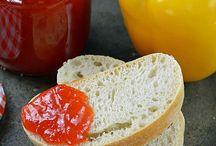 Jam & Jelly / Marmeladen und Gelees