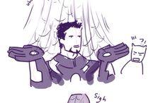 Marvel Ships