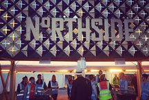 NorthSide - Music, art and more... / This is a space about some of the installations, decorations, different areas, audiences, events and happenings taking place at the NorthSide Festival in Aarhus, Denmark