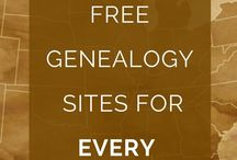 Genealogy Research Help