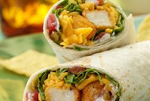 That's a Wrap / Simple wraps you can make for dinner tonight using ingredients you might already have.